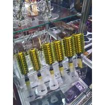 Kit Com 6 Escovas Profissionais Cabeleireiro Modelo Evas E32