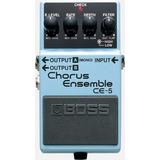 Pedal Boss Ce-5 Chorus Ensemble Musical Store