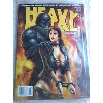 Revista Heavy Metal Sci Fi Fantasia Marzo 2005 Scifi