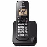 Telefone Sem Fio Panasonic Kx-tgc350 Id.cham. Bina Viva-voz