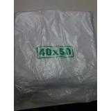 Bolsa Camiseta 40x50 Super Reforzada X 100u