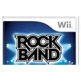 Juego Wii Rock Band Usado