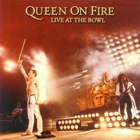 Cd Queen On Fire (2cds) Promo Mza!
