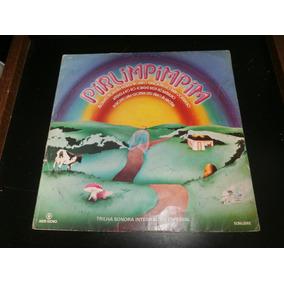 Lp Pirlimpimpim - Infantil, Disco Vinil, Ano 1982