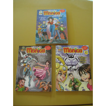 Gibi Hq Turma Da Mônica Jovem Nº 6,7 E 8 Mini Série Completa