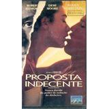 Filme Fita Vhs Proposta Indecente Robert Redford Demi Moore