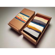 Calcetines Con Diseño - Rayas Coloridas (3 Pares)