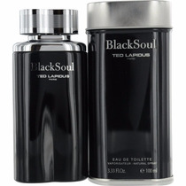 Perfume Ted Lapidus Black Soul Men 100ml
