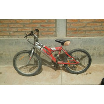 Bicicleta Aurora Usada