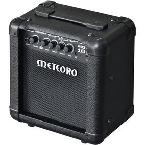 Cubo De Guitarra 10w Meteoro Mg10 Super Guitar 2 Canais