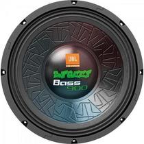 Alto Falante Woofer 12 450w Rms 4 Ohms Street Bass 900 12w