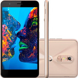 Smartphone Quantum Müv Android 16gb 13mp - Nacional Lacrado