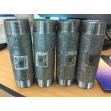 Niple Galvanizado De 1-1/2 X 6 (15 Cm) Ng11206e