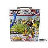Kre-o Transformers Bumble Bee Hasbro 174 Piezas