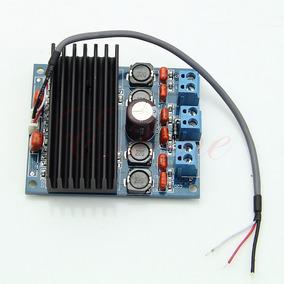 Placa Amplificador De Audio Estereo 50+50w Rms