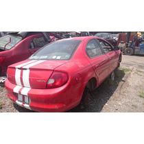Dodge Neon 00-02 X Partes,refacciones, Piezas,desarmo