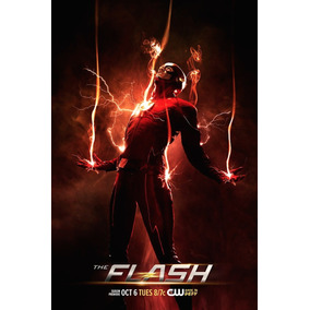 Pôster - The Flash - Frete Grátis