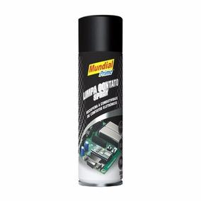Limpa Contato Elétrico Spray Mundial Prime 300ml/180gr
