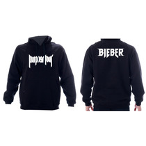 Blusa Moleton Canguru Purpose Tour Justin Bieber