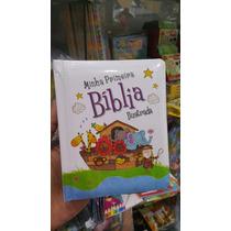 Minha Primeira Biblia Ilustrada