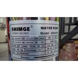 -oferta- Bomba Sumergible Pozo Profundo. 2 Hp Shimge 8/8