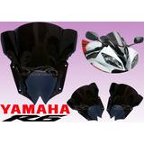 Cupula Yamaha R6 Año 2008 - 2016 Parabrisas Acrílico @tv