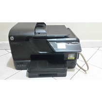 Multifuncional Hp Officejet Pro 8600 C/ Bulk Sublimatica.
