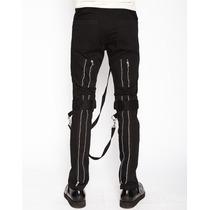 Pantalon Skinny Tripp Is267m Bondage Punk Rocker Gothic