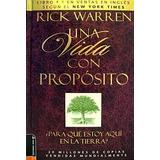 Una Vida Con Propósito [libro] Rick Warren