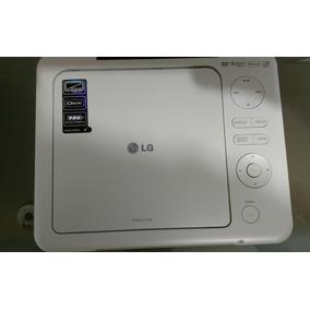 Reproductor Portátil Dvd/ Cd Player Lg Nuevecito