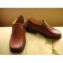 Zapatos De Niño Talla 29 30 31 Marrones Nuevos Bonitos