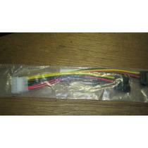 Cable Adaptador Energia 1 Molex A 2 Sata