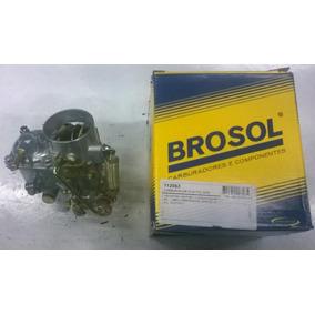 Carburador Vw Fusca 1300 Gas.1968 Em Diante 112063 - Brosol