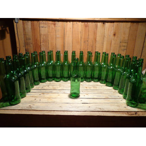 Botella Porrón Cerveza Artesanal 330 Verde (a Retirar)