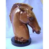 Escultura Italiana Assinada - Década 20 / 30 - Cavalo