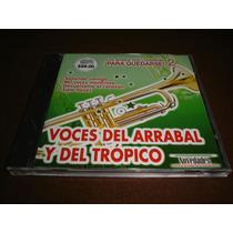 Bienvenido Granda,alb-cd-voces Del Arrabal Y Del Tropico Daa
