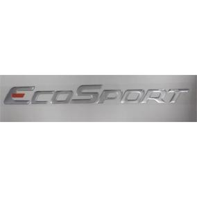 Adesivo Resinado Emblema Ford Ecosport Para Capa De Estepe