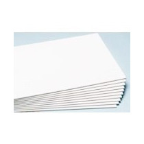 10 Placas Depron Branco 5mm - 99x68cm