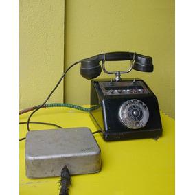 Antiguo Teléfono Intercomunicador *lm Ericsson*