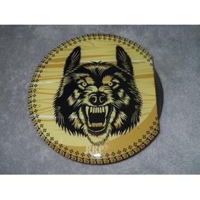 No Feedback(redutor)rrp P/violão Folkoujumbo Wolf 9,8cm
