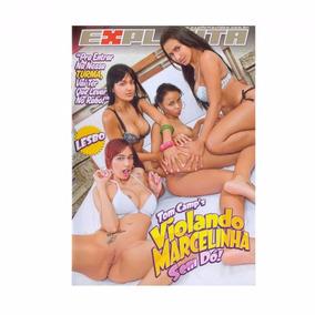 Dvd Porno Lesbica Violando Marcelinha - Selo Explícita