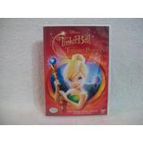 Dvd Original Tinker Bell E O Tesouro Perdido- Walt Disney