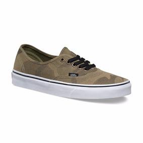 Zapatillas Vans Authentic Camufladas (importadas) Oca Envíos