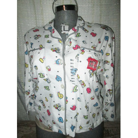 Pijamas Conjunto De 2 Piezas Dama Talla Large P- Gordita