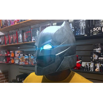 Batman Casco Armored Dawn Of Justice Ojos Led