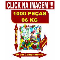 Brinquedos Blocos De Montar Duplo 1000 Peças