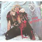 Heavy Metal, Twisted Sister, Stay Hungry, Lp 12´,