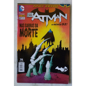 Batman Os Novos 52 Nº 27