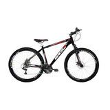 Bicicleta Aluminio Aro 29 Gtsm5 27 Marchas Freios A Disco