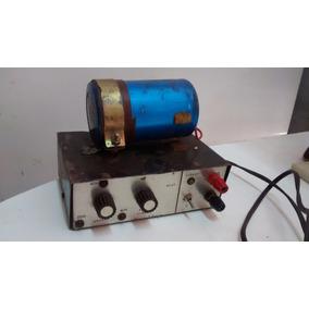 Aparelho Teste Oficina Eletronica Fonte Vcc Variavel